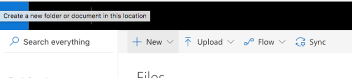 upload file area